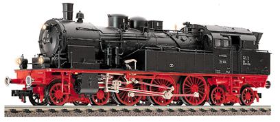 Consignment FL4078 - Fleischmann 4078 - DB BR 78 4-6-4 Tank Loco