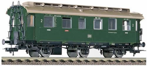 Consignment FL5064 - Fleischmann 5064 Passenger Coach 2nd class 3 axle