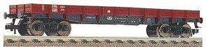 Consignment FL5281 - DB Low Side Flat Car BRn