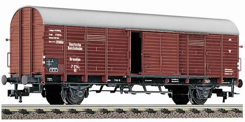 Consignment FL5308 - Fleischmann 5308 Boxed Goods Wagon