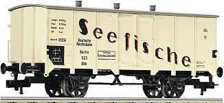 Consignment FL5341 - Fleischmann 5341 Refridgerated Wagon Seefische