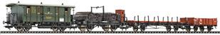 Consignment FL580908 - Fleischmann 580908 Set of 4 Cars of the DRG