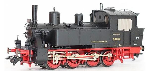Consignment FL814098 - Fleischmann 814098 Steam Locomotive 0-8-0 BR 98 of the DRG