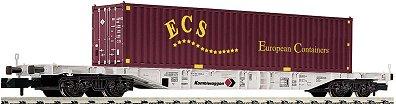Consignment FL8251 - Fleischmann 8251 - DB Container Car ECS