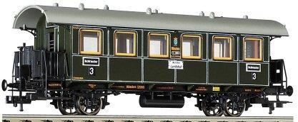 Consignment FL845812 - Fleischmann 845812 - Bavarian 2nd Class Coach