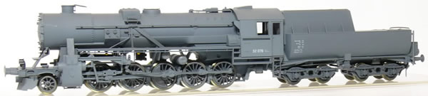 Consignment G45200 - Gutzold 45200 German Steam Locomotive BR 52 of the DRG