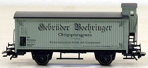 Consignment Gerbruder - Marklin Gebruder Boehringer Freight Car