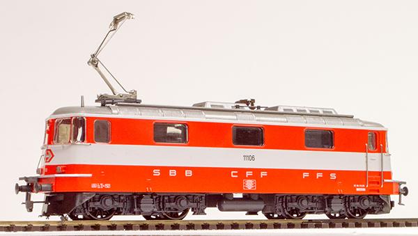 Consignment HAG192-2 - HAG 192-2 Re 4/4 CFF FFS Electric Loco of the SBB