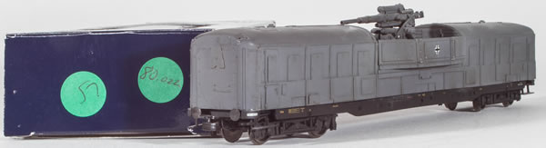 Consignment L80.022 - Liliput 80.022 Custom Schwerer Flakwagen