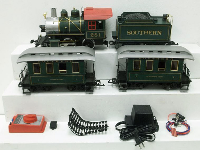 Consignment LG72332 - LGB 72332 Southern Starter Set