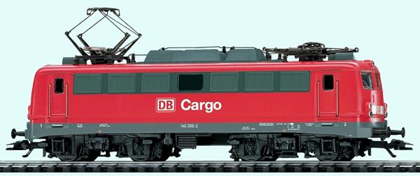 Consignment M37401 - Marklin 37401 German Electric Locomotive BR 140 of the DB-Cargo