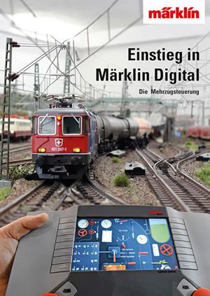 Consignment MA03081 - Marklin 03081 Getting Started in Marklin Digital Book (German Text)