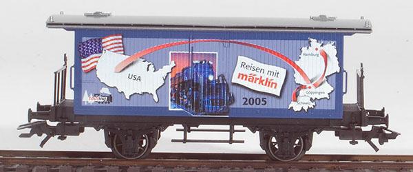 Consignment MA1001 - Marklin 2005 Big Boy Touring Wagon