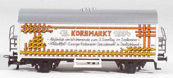 Consignment MA1002 - Marklin Lichtenfels Wagon
