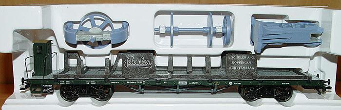 Consignment MA2001 - Marklin Museum Car 2001