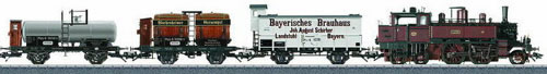 Consignment MA26535 - Marklin 25635 Palatine Railroad Freight Train 06