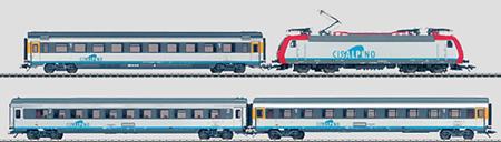 Consignment MA26544 - Marklin 26544 - Italian Express Train Set