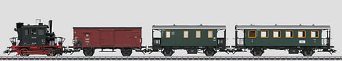 Consignment MA26559 - Marklin 26559 - Digital Branch Line Passenger Train Set (L)