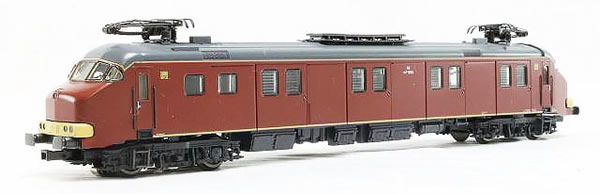 Consignment MA33891 - Marklin 33891 Dutch Postal Railcar of the NS