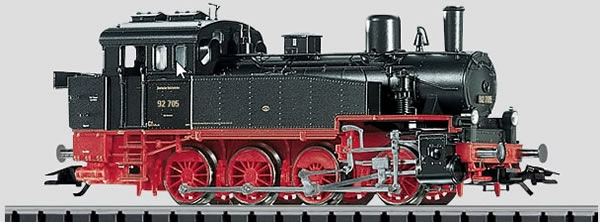 Consignment MA34132 - Marklin 34132 - Tank Locomotive - BR 92 DRG Model
