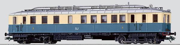 Consignment MA34262 - Marklin Wismar Diesel Railcars -  Swedish State Railways (SJ) Xo2 13