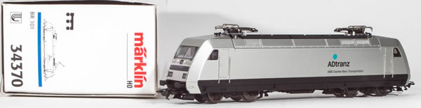 Consignment MA34370 - Marklin 34370 German Electric Locomotive BR 101 of the DB