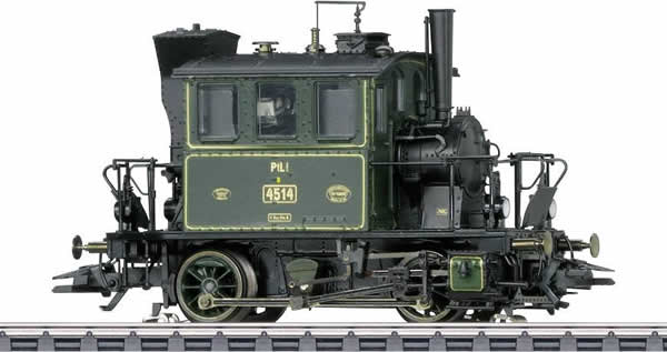 Consignment MA3686 - Marklin 3686 PtL 2/2 Steam Locomotive