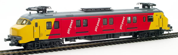 Consignment MA3689 - Marklin 3689 Dutch Post Electric Locomotive Type mp 3000 of NS