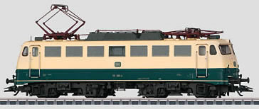 Consignment MA37013 - Marklin 37013 German Electric Locomotive Series 110.3 of the DB (Sound)