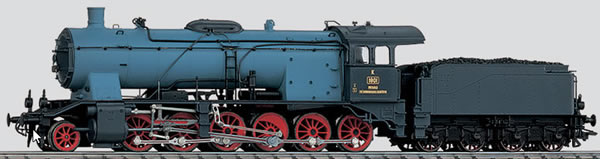 Consignment MA37059 - Marklin Freight Locomotive with a tender