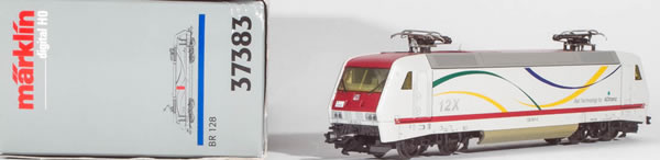 Consignment MA37383 - Marklin 37383 German Electric Locomotive Adtranz 12X of the DB