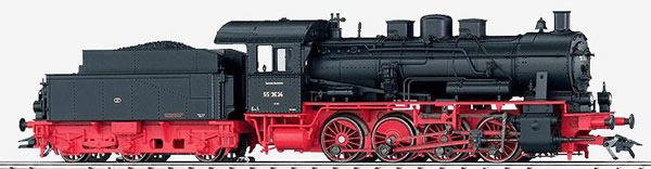 Consignment MA37540 - Marklin 37540 DGTL Steam Locomotive w/ Tender CL 55 04