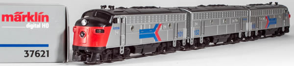 Consignment MA37621 - Marklin 37621 Diesel Locomotive EMD F7 AMTRAK