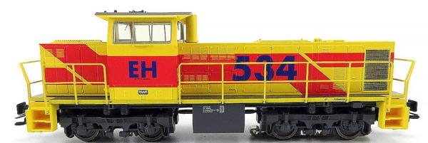Consignment MA37640 - Marklin 37640 Harbor Locomotive IDEE + Spiel