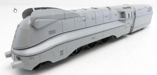 Consignment MA37913 - Marklin Streamlined steam locomotive with tender - BR 3.10 w/MHI logo