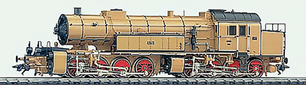 Consignment MA37961 - Marklin Heavy Tank Locomotive - Gtl 2 x 4/4