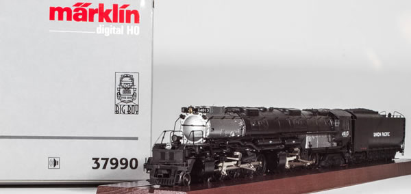 Consignment MA37990 - Marklin 37990 USA Steam Locomotive Big Boy of the UP