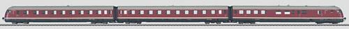 Consignment MA39080 - Marklin 39080 2006 Insider Model Diesel Railcar (Sound)