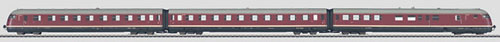 Consignment MA39080 - Marklin 39080 2006 Insider Model Diesel Railcar (Sound)
