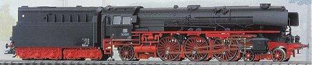 Consignment MA39103 - German Steam Locomotive BR 01 of the DB (Digital)