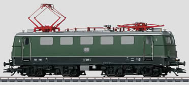 Consignment MA39414 - Marklin German Electric Locomotive Class 141 of the DB (Sound)