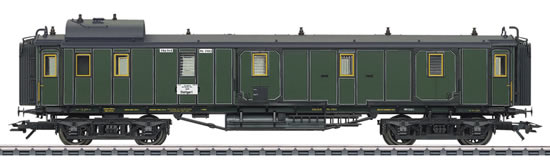 Consignment MA41379 - Marklin 41379 - Express Train Baggage Car Type PPM