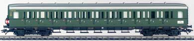 Consignment MA43119 - COMPARTMENT CAR 3RD CL  DB 02