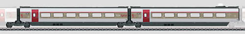 Consignment MA43422 - Marklin 43422 Add-On Car Set 1 for the TGV Lyria