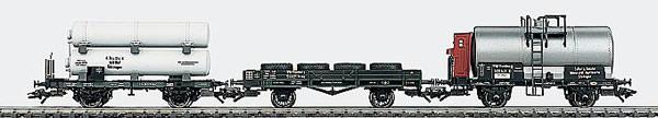 Consignment MA46073 - Marklin 46073 Zepplin Car Set