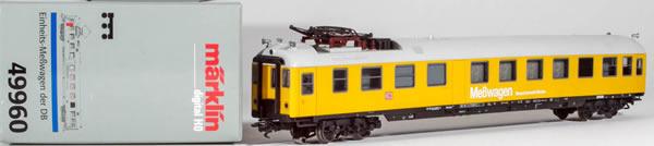 Consignment MA49960 - Marklin 49960  - German Measuring Car of the DB (Digital)