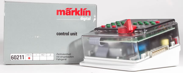 Consignment MA6021 - Marklin 6021 Control Unit with built in locomotive controller