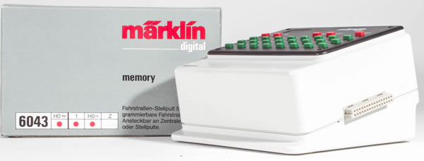 Consignment MA6043 - Marklin 6043 Route Controller for 24 programmable routes