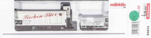 Consignment MA94074 - Marklin 94074 Bierwagen Set