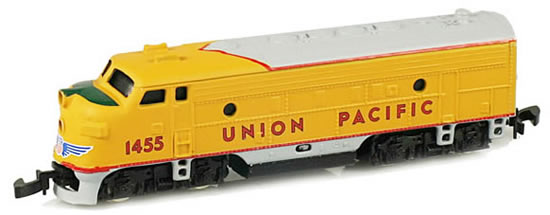 Consignment MT14001 - Micro Trains 14001 USA Diesel Locomotive F7 of the UP
